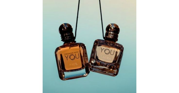 2 FREE Samples Of Emporio Armani Fragrance! DISCOVER THE POWER OF TWO WITH EMPORIO ARMANI Be one of the first to try the magnetic BECAUSE IT'S YOU for her and the charming STRONGER WITH YOU for him, two scents inspired by love and made for the both of you. Here's how to get your...