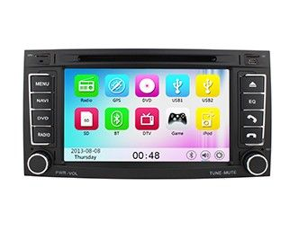 VW TOUAREG DVD GPS Receiver with Bluetooth and GPS, AM TV