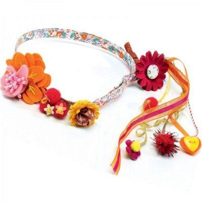 Djeco Στεφανάκι Μαλλιών Λουλούδια - Sunnyside