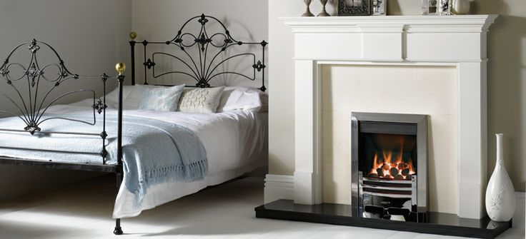 Stylistic Fireplaces from Home Heat Ltd