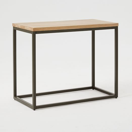 Narrow Rectangular Brass And Marble Coffee Table By Edward: Best 25+ Narrow Side Table Ideas On Pinterest