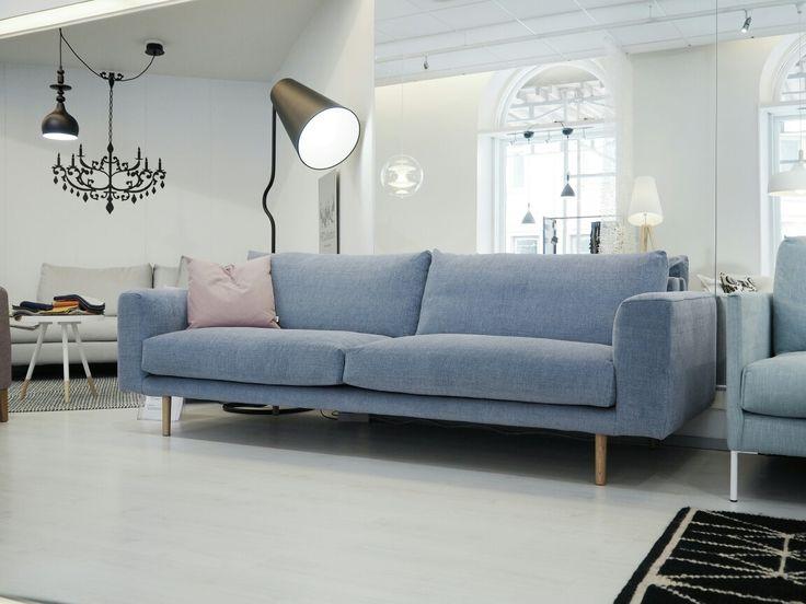 Muhkean siro! Kuusilinnan Pilvi-sohva. Photo Kuusilinna Oy.