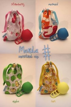 24,90€ Menstruationstasse Merula Cup