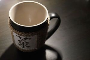 copri tazza Ideogramma cinese del Tè; chinese tea symbol tea cup cozy HANDMADE | eBay