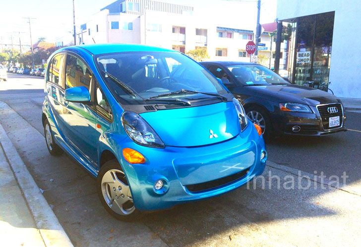 TEST DRIVE: 2014 Mitsubishi i-MiEV is the cheapest electric car you can buy, but can you live with it