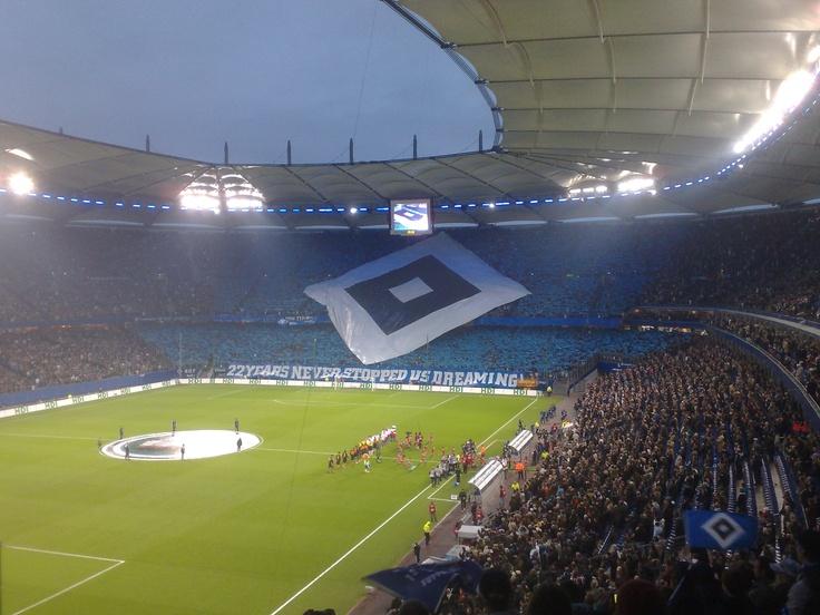 Hamburg, nur der HSV