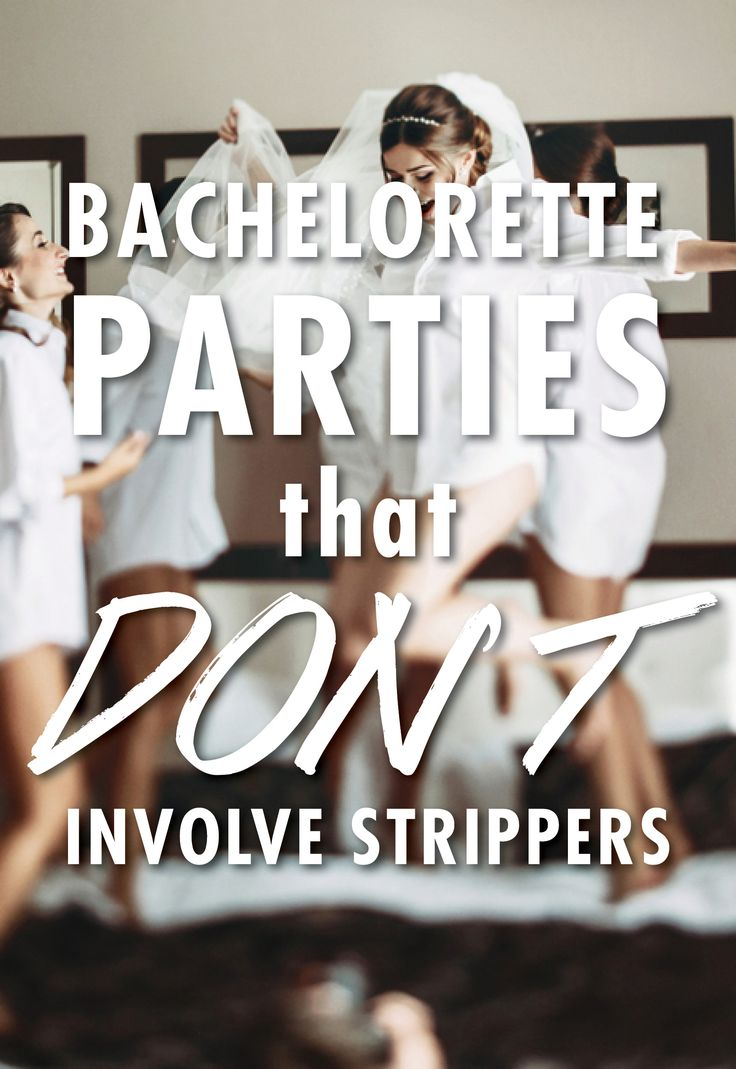 We've rounded up 10 great ideas and destination tips that will help you plan a classy yet fun-filled bachelorette party weekend. From a private yacht charter, to an adult slumber party and more, the options are endless.