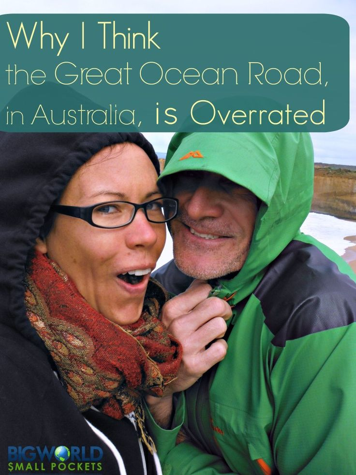 Why I Think the Great Ocean Road, Australia is Overrated! {Big World Small Pockets}