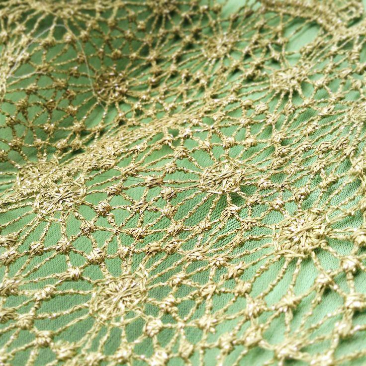 Ткани для эльфийского платья
