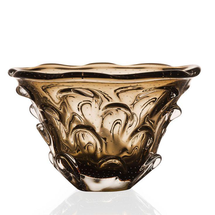 Vaso Cristal Murano