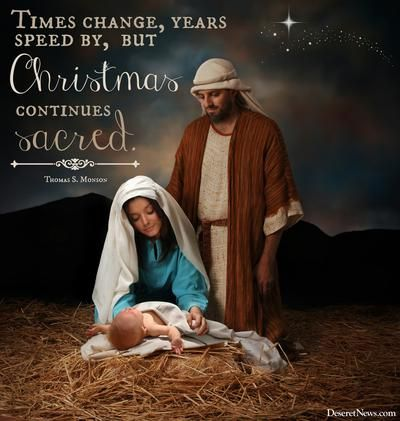 """Christmas quotes from President Thomas S. Monson 