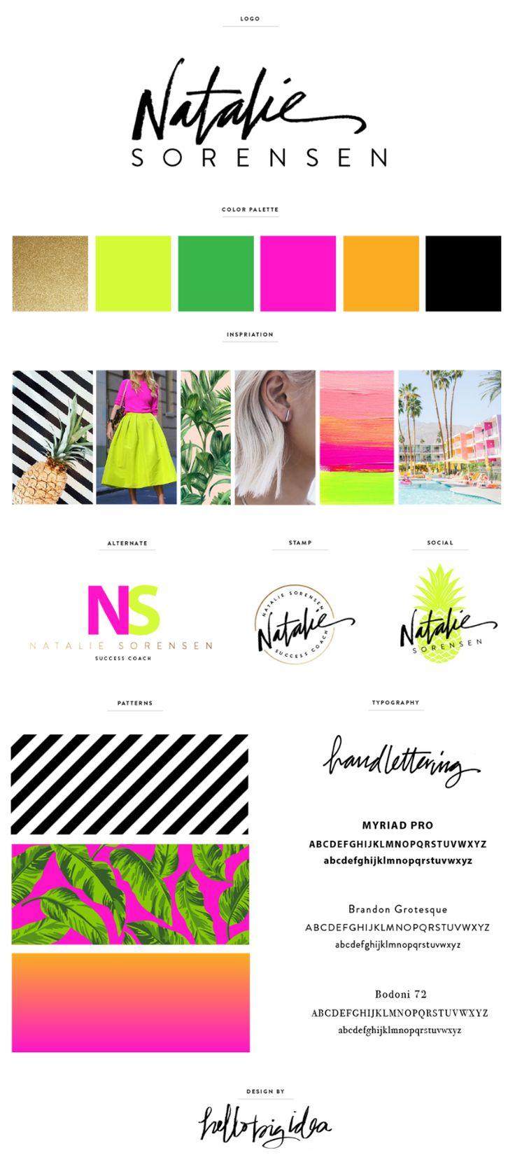Natalie Sorensen Una coach de negocios brillante, audaz y hermosa.   – makeup