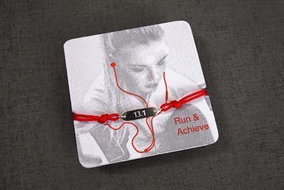 Run bracelet & gift card.