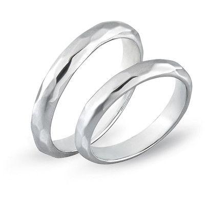 Comete unisex wedding ring Farfalle ANB 1890B M24 - WeJewellery