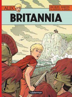 Op Britannia leven verschillende onafhankelijke stammen. Hun enige gezamenlijke gezag is de raad van druïden op het eiland Mona. Cassinos, een machtig stamhoofd, wil zich laten uitroepen tot konin ...