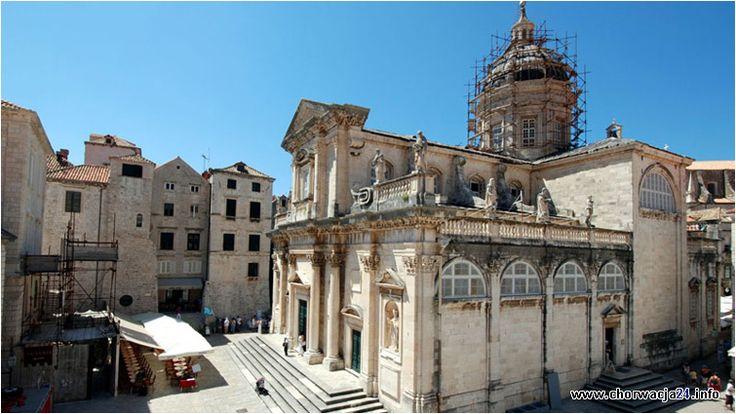 Klasztor Franciszkanów w Dubrovniku #dubrovnik #chorwacja #dalmacja http://www.chorwacja24.info/zdjecie/klasztor-franciszkanow-w-dubrovniku
