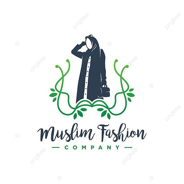 Gambar Desain Logo Busana Jilbab Seni Logo Mode Png Dan Vektor Dengan Latar Belakang Transparan Untuk Unduh Gratis Fashion Logo Design Fashion Logo Logo Design