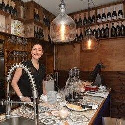 Bacco Ristorante & Vineria in Amsterdam - dinnersite.nl