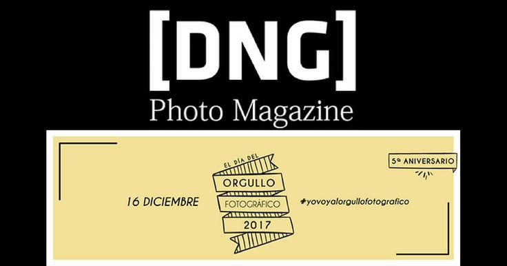 Concurso del Orgullo Fotográfico y DNG Photo Magazine, participa ya