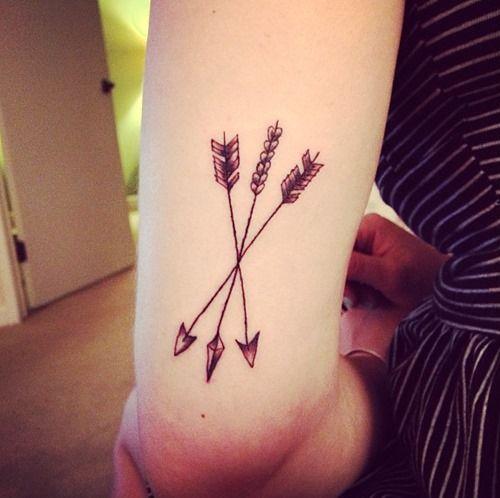 Top Arrow Tattoo Ideas (Part 2) (9)