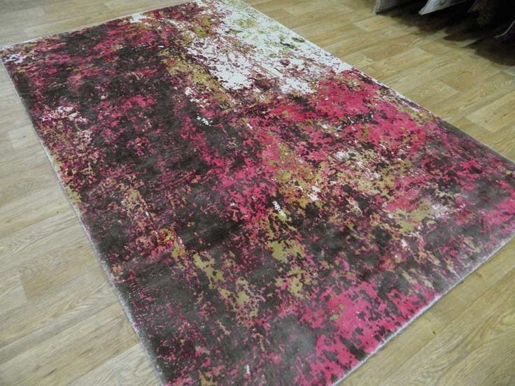 Impressions Pink Rugs Imp03 Plantation Rug Co