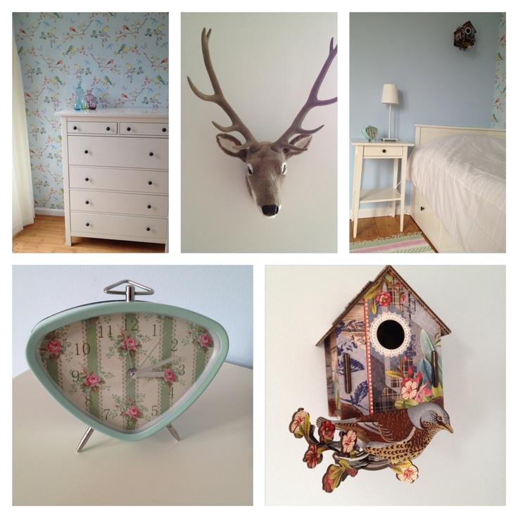 Meer dan 1000 idee n over kamer behang op pinterest eetkamer achtergrond damestoilet behang - Deco chique kamer ...