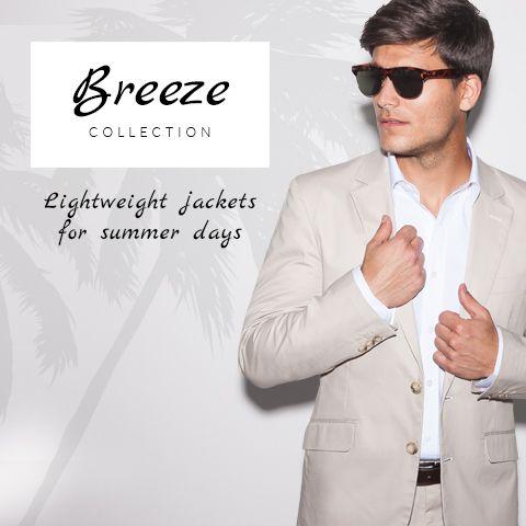 Lightweight Blazer Collection
