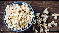 How to make your own microwave popcorn - Video | The Loop