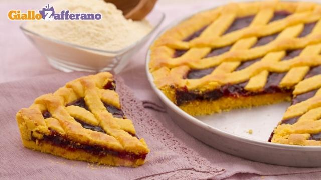 Pasta frolla senza glutine Gluten Free Recipe