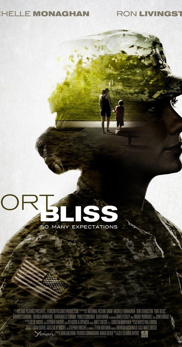 * 2014 Directed by Claudia Myers.  With Michelle Monaghan, Emmanuelle Chriqui, Pablo Schreiber, Freddy Rodríguez. After returning home from an extended tour in Afghanistan, a decorated U.S. Army medic and single mother struggles to rebuild her relationship with her young son.