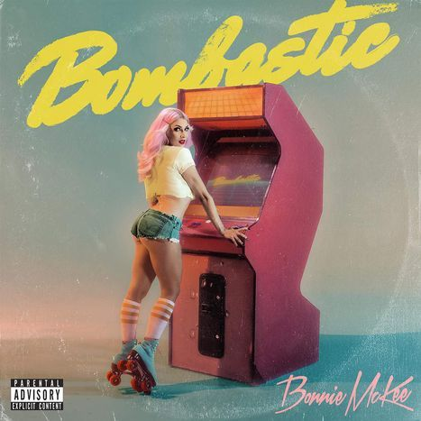 "Bonnie Mckee ""Bombastic"" - Album Cover - Full Size"