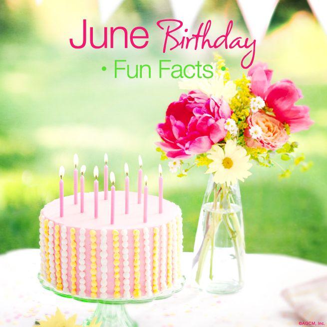 June Birthday Fun Facts - American Greetings Blog