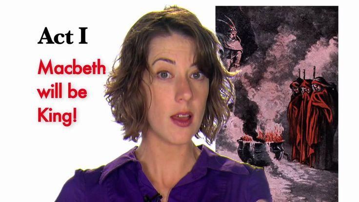 """Macbeth"" | Plot: Summary & Analysis | 60second Recap®  || Ideas and inspiration for teaching GCSE English || www.gcse-english.com ||"