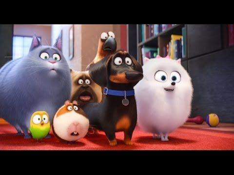 A kis kedvencek titkos élete teljes film magyarul - Animációs filmek mag...