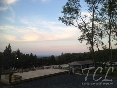 A review of Mount Pocono Campground in PA
