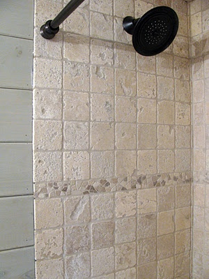 ideas for tiling our shower