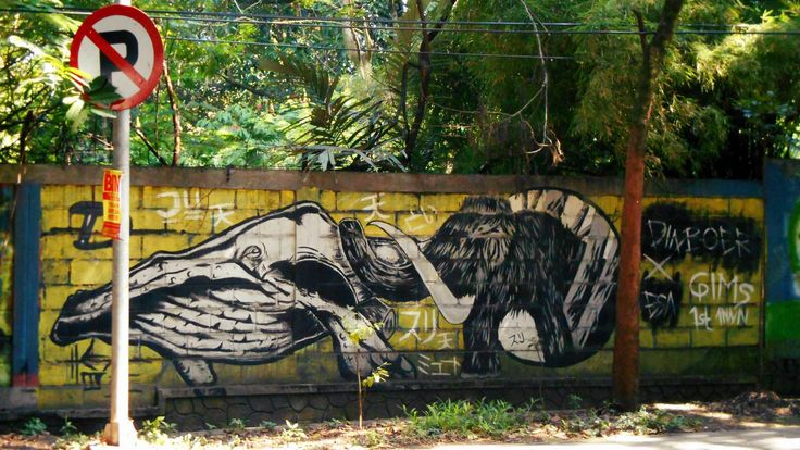 Street Art of Bandung City Zoo