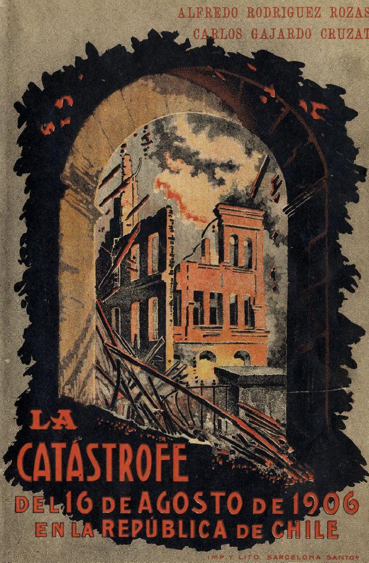 Resultado de imagen para terremoto tubildad 1906