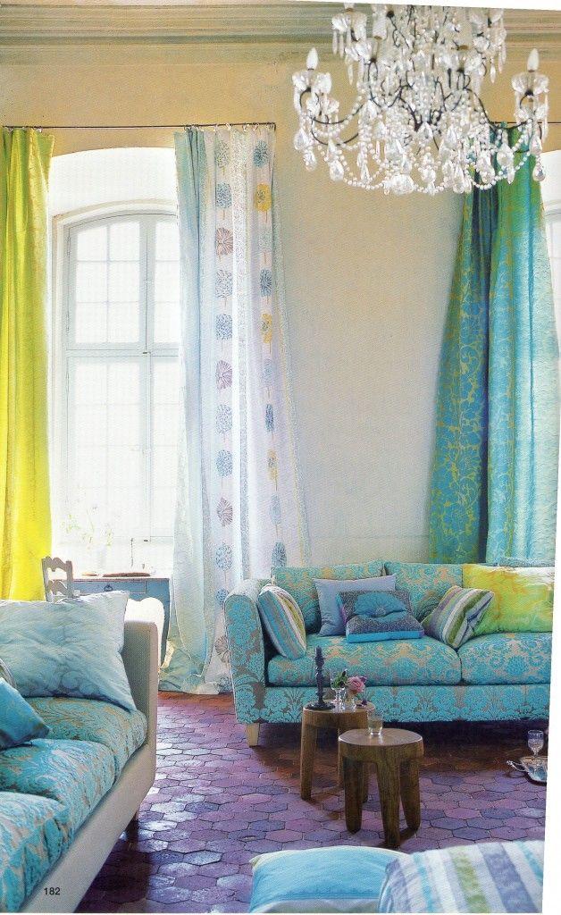 143 Best Artist Tricia Guild Textile Designer Images