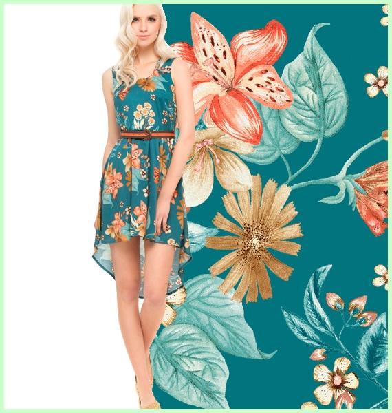 Antix: Patterns Floral Tropical, Art, De Rua, Fab Florals, Pattern Ideas