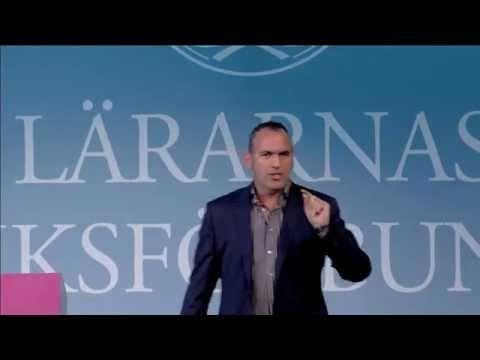 Stolt över att vara lärare - James Nottingham, lärare och författare - YouTube