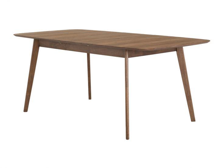 KATE Förlängningsbart Bord 150 Valnöt i gruppen Inomhus / Bord / Matbord hos Furniturebox (110-71-95484)
