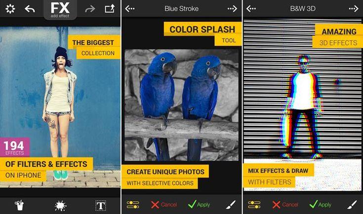 FX Photo Studio – o aplicatie de editare foto excelenta disponibila la reducere