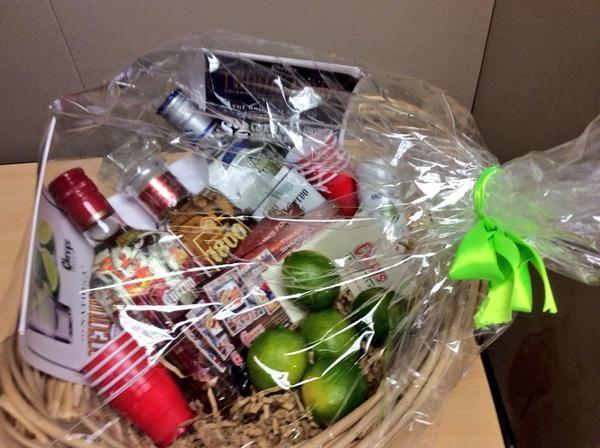 13 best adult gift basket images on Pinterest | Alcohol gifts ...