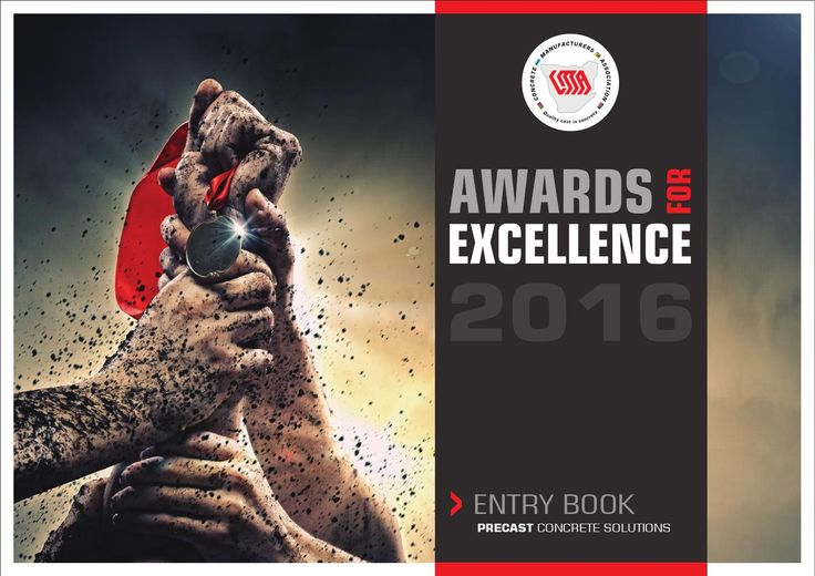 CMA Awards for Excellence - Entry Book.We have submitted 5 projects .We look forward to the winners been announced.
