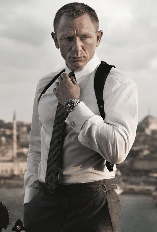 daniel craig bond series