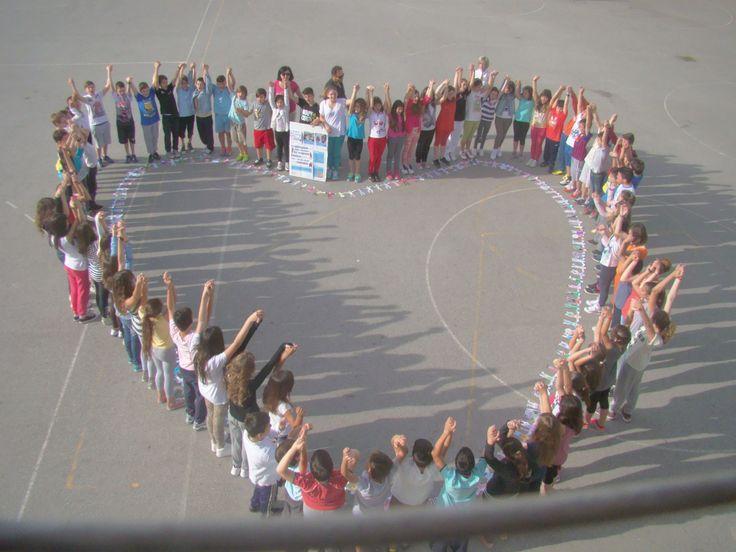 15ο Δημοτικό Σχολέιο Λάρισας Στείλτε όλους τους φίλους μου σχολείο!