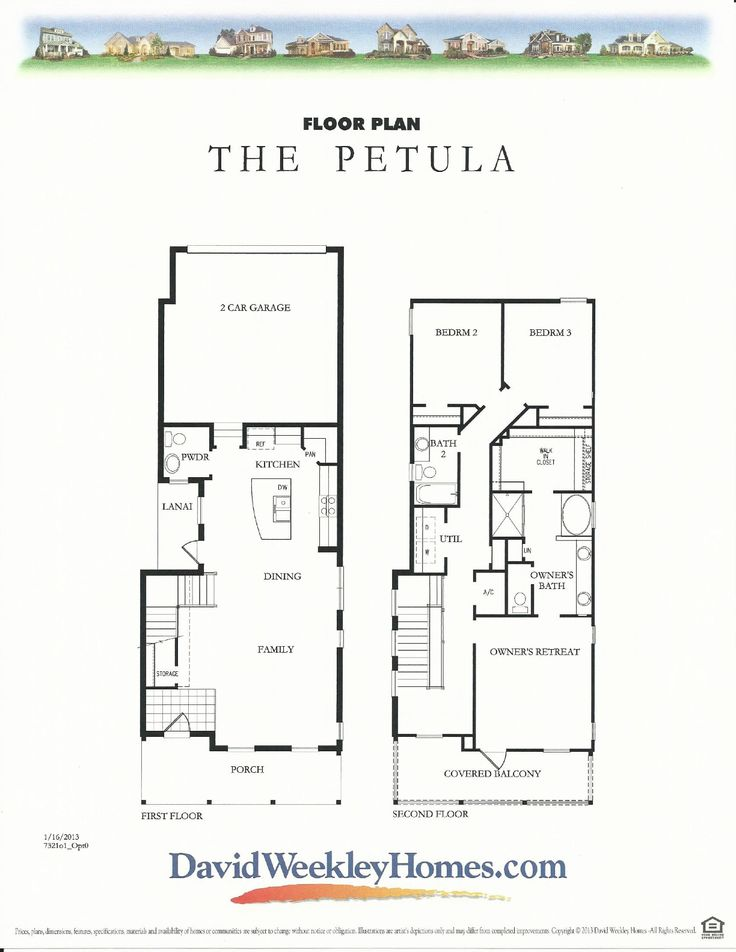 Celebration fl homes floor plans thefloors co for Floor plans florida