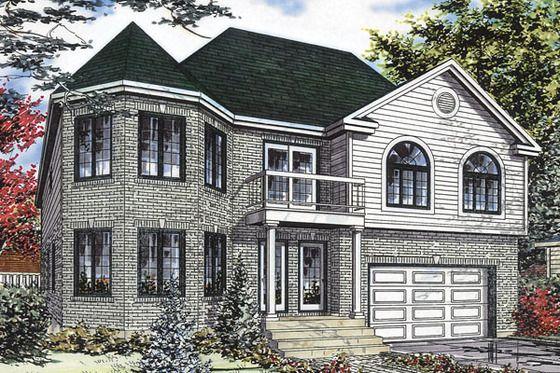 House Plan 138-391