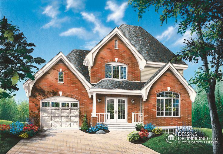 house_plan_maison_etage_2_stories_W3815